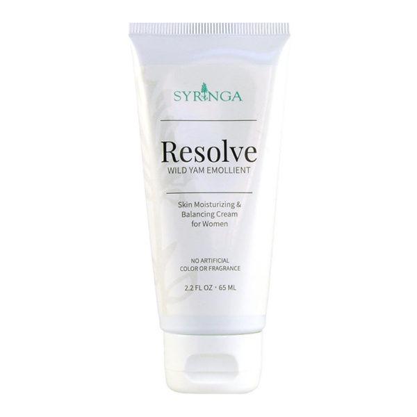 Produktbild von Wild Yam Skin Moisturizing & Balancing Cream for Women. Die Creme ist in einer weissen Tube.