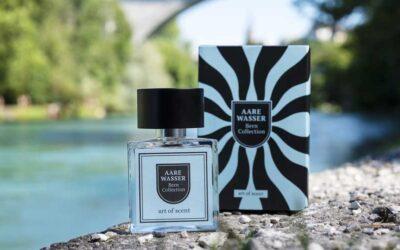Aarewasser – das Parfüm, das glücklich macht