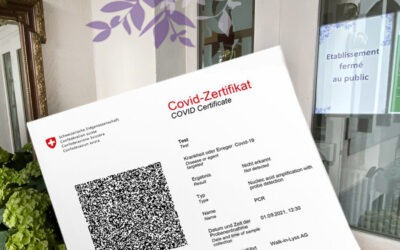 Pflicht eines Covid-Zertifikats bei Ankunft im Revital